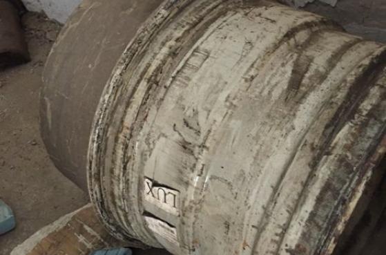 Спарки задні диски з шинами 710х70R42 та передні 600х70R30 -  4