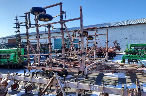 Культиватор польовий Case 11 метровий -  3