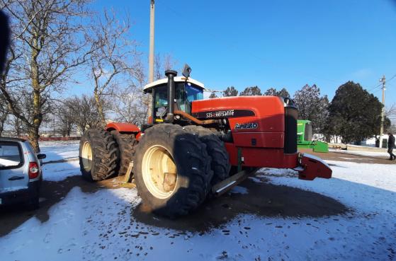Трактор Buhler 535 2008 року -  2