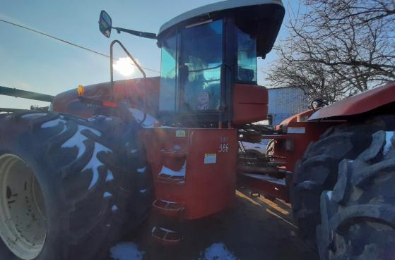 Трактор Buhler 535 2008 року -  6