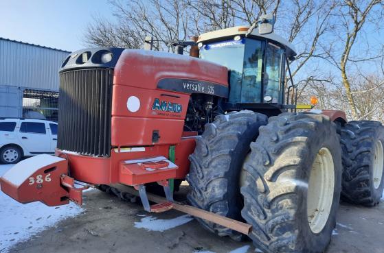 Трактор Buhler 535 2008 року -  1