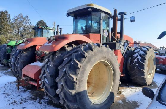 Трактор Buhler 535 2008 року -  4