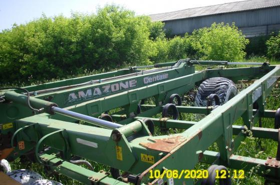 Культиватор Amazone Centaur 6001  - 2007 рік -  1