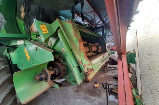 Комбайн зернозбиральний JOHN DEERE  Т660, 2013 р.в. -  4
