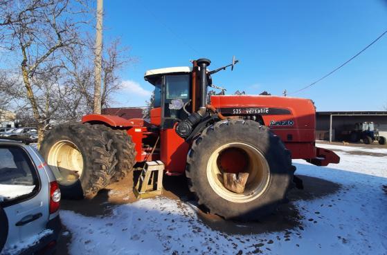 Трактор Buhler 535 2008 року -  3