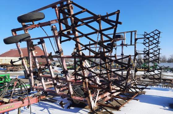 Культиватор польовий Case 11 метровий -  5